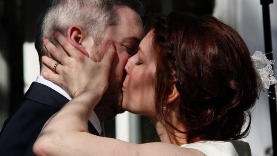 Dating Success Story: Denise and Andrew Get Married