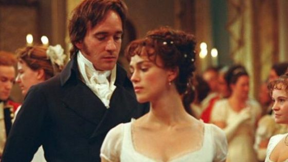 Keira Knightley's Best On-Screen Romances