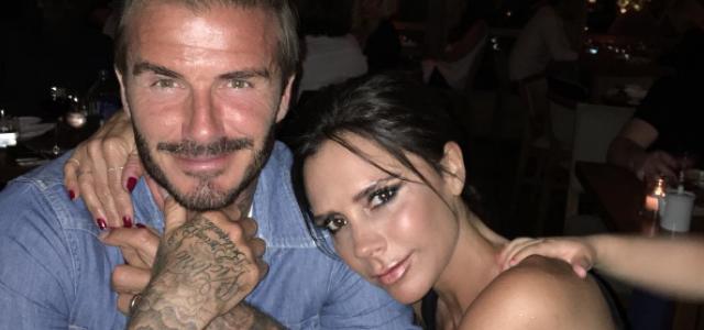 A look through the Beckham relationship