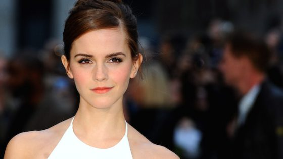 Emma Watson's Lessons on Love