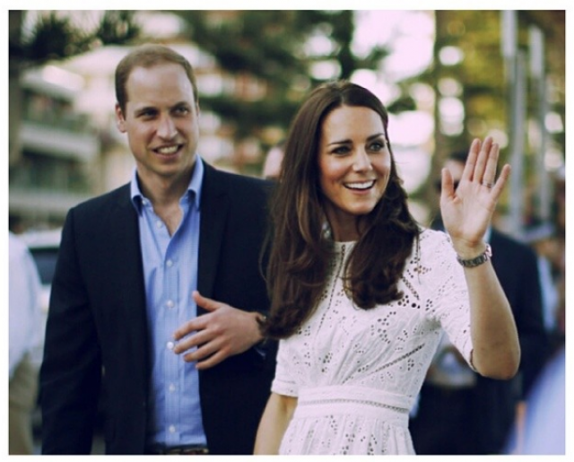 william and kate first started dating at 21