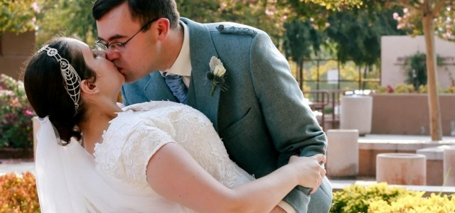 Success Story: Megan And David Get Married!