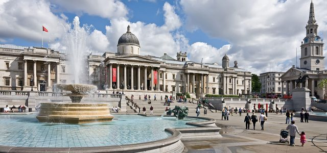 What Can You Do At Trafalgar Square?