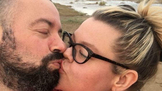 Tiffany And Rob Get Married!