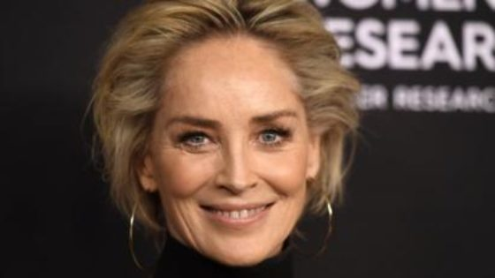 Sharon Stone Removed From Bumble Dating App