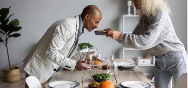Eating Green: Study Finds Vegetarians Get More Matches
